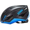 UVEX ultrasonic race Cykelhjälm blå/svart